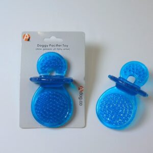 ADOG PACIFIER DOG TEETHING TOY
