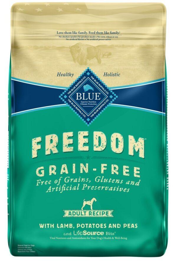 BB FREEDOM LAMB GRAIN FREE ADULT