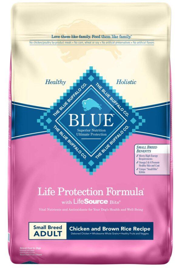 blue buffalo LIFE CHIX/RICE ADULT SB 15#