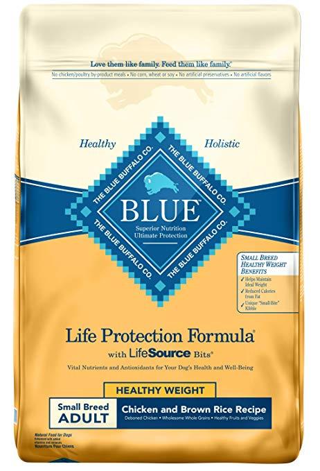 BLUE BUFFALO LIFE HEALTHY WEIGHT CHIX 15#