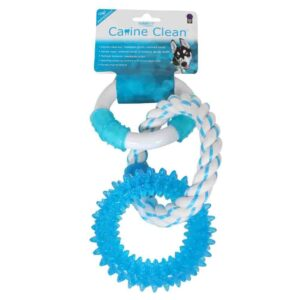 CANINE CLEAN 3 RINGS PEPPERMINT