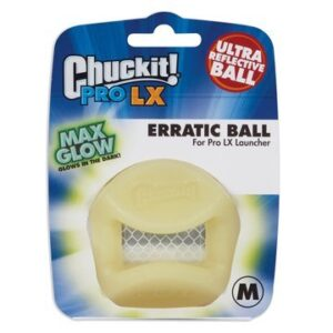 CHUCKIT PRO LX ERRATIC BALL M