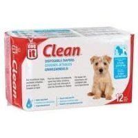 DOGIT DISPOSABLE DOG DIAPERS