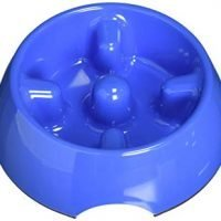 DOGIT GO SLOW ANTI-GULPING DOG BOWL