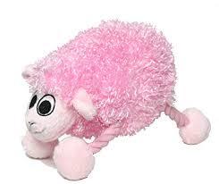 DOGIT BABY SHEEP DOG TOY