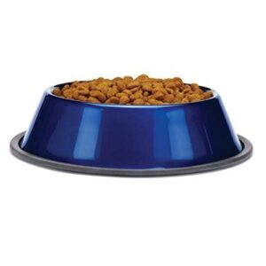 DURAGLOSS STAINLESS STEEL DOG BOWL