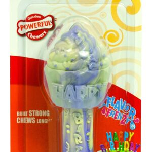 FLAVOR FRENZY PUP CHEW TOY