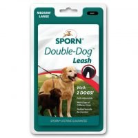 SPORN DOUBLE DOG LEASH