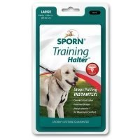 SPORN TRAINING DOG HALTER