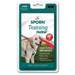 SPORN TRAINING DOG HALTER