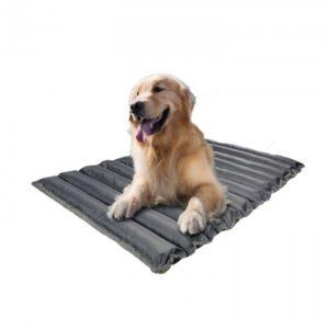 travel camp dog mat